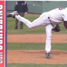 Boston Red Sox Curt Schilling 2005 Pinup Photo