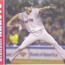 Boston Red Sox Bronson Arroyo 2005 Pinup Photo