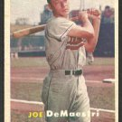 Kansas City Athletics Joe DeMaestri 1957 Topps Baseball Card # 44 ex