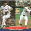 Boston Red Sox Johnathan Papelbon 2006 Pinup Photo