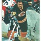 Boston Bruins Jean Ratelle 1977 Topps Hockey Card Insert # 16
