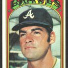 Atlanta Braves Tony LaRussa 1972 Topps Baseball Card 451 vg/ex