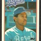 Kansas City Royals Danny Tartabull 1988 Topps American Mini Baseball Card 78