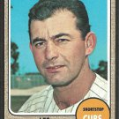 Chicago Cubs Lee Elia 1968 Topps Baseball Card 561 ex/em