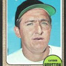 Houston Astros John Bateman 1968 Topps Baseball Card 592 vg/ex