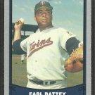 Minnesota Twins Earl Battey 1988 Pacific Baseball Legends 35