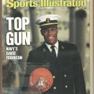 1986 Sports Illustrated College Basketball Preview David Robinson Reggie Miller Bobby Knight