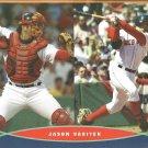 Boston Red Sox Jason Varitek 2006 Pinup Photo