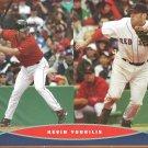 Boston Red Sox Kevin Youkilis 2006 Pinup Photo