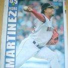 2004 Boston Red Sox Pedro Martinez Newspaper Poster