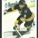 Boston Bruins Cam Neely 1991 Upper Deck Hockey Card 234