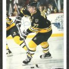 BOSTON BRUINS RAY BOURQUE 1991 UPPER DECK # 255