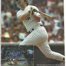 New York Yankees Thurman Munson 1991 Pinup Photo