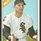 Chicago White Sox Ron Hansen 1966 Topps Baseball Card 261 vg