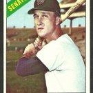 Washington Senators Ed Brinkman 1966 Topps Baseball Card 251 vg