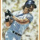 New York Yankees Don Mattingly Chicago White Sox Frank Thomas 1994 Pinup Photos