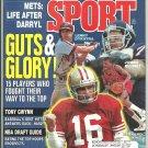 1991 Sport 49ers Joe Montana New York Mets Cincinnati Reds San Diego Padres Tony Gwynn NFL Preview