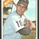 Chicago White Sox Gene Freese 1966 Topps Baseball Card 319 vg/ex