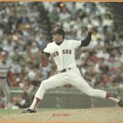 Boston Red Sox Bruce Hurst 1988 Pinup Photo