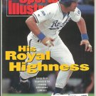 1992 Sports Illustrated Kansas City Royals George Brett Pittsburgh Steelers Green Bay Packers