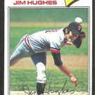 Minnesota Twins Jim Hughes 1977 Topps Baseball Card 304 ex