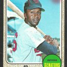 Washington Senators Ed Stroud 1968 Topps Baseball Card 31