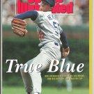 1991 Sports Illustrated Los Angeles Dodgers Orel Hershiser Anaheim Angels Le Mans U.S. Soccer Team