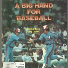 1981 Sports Illustrated Montreal Expos Kansas City Royals George Brett Washington Redskins Joe Gibbs