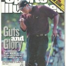 2000 Sports Illustrated Tiger Woods NFL Preview Washington Redskins Tennessee Titans Blue Jays