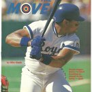 Kansas City Royals Danny Tartabull 1991 8x10 Pinup Photo