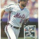 New York Mets Howard Johnson Los Angeles Dodgers Ramon Martinez 1991 8x10 Pinup Photos