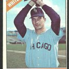 Chicago White Sox Bob Locker 1966 Topps Baseball Card 374 vg/ex