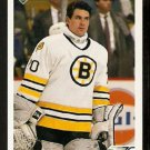 Boston Bruins Matt DelGuidice RC Rookie Card 1991 Upper Deck Hockey Card 463