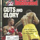 1989 Sports Illustrated Detroit Pistons Baltimore Orioles Belmont Stakes Sugar Ray Thomas Hearns