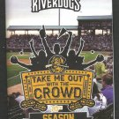 Charleston Riverdogs 2016 Pocket Schedule South Atlantic League SAL