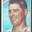 California Angels George Brunet 1966 Topps Baseball Card 393 vg