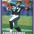 Tennessee Titans Eddie George 2000 Pinup Photo 8x10