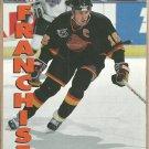 Vancouver Canucks Trevor Linden 1992 Pinup Photo 8x10