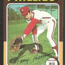 Philadelphia Phillies Terry Harmon 1975 Topps Baseball Card 399 vg
