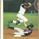 Florida Marlins Edgar Renteria 1998 World Series Pinup Photo 8x10