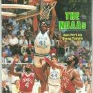 1984 Sports Illustrated North Carolina Tarheels New York Islanders Pat LaFontaine Syracuse Orangemen