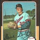 Minnesota Twins Dave Goltz 1975 Topps Baseball Card 419 vg/ex