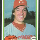 Cincinnati Reds Frank Pastore 1981 Topps Baseball Card 499 nr mt