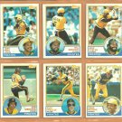 1983 Topps Pittsburgh Pirates Team Lot 18 Bill Madlock Tony Pena Kent Tekulve Mike Easler Johnny Ray