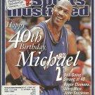 2003 Sports Illustrated Michael Jordan Detroit Red Wings Atlanta Braves Louisville Cardinals