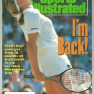 1991 Sports Illustrated Wimbledon Steffi Graf Delmar Race Course Fergie Jenkins Chicago Cubs