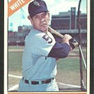 Chicago White Sox John Romano 1966 Topps Baseball Card 413 vg/ex
