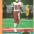 New England Patriots Hart Lee Dykes 1991 Topps Stadium Club Football Card 261