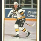 Boston Bruins Ken Hodge 1991 OPC Premier Hockey Card O Pee Chee 41