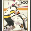 Boston Bruins Matt Del Guidice Rookie Card RC 1991 1992 OPC Premier O Pee Chee Hockey Card 96